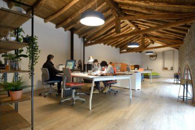 Coworking - first floor